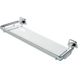 Tablette  verre claire geesa standard 60cm 91719160