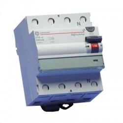 Vynckier Diff-o-Jump interrupteur differentiel type A 4P 25A 300mA D0JA425/300