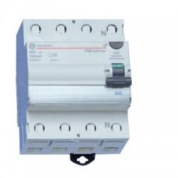 Vynckier Diff-o-Jump interrupteur differentiel type A 4P 40A 100mA D0JA440/100