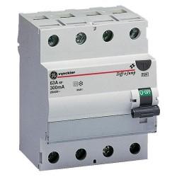 Vynckier Diff-o-Jump interrupteur differentiel type A 4P 80A 300mA D0JA480/300