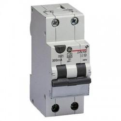 Vynckier DP100 Disjoncteur  differentiel type A 1P+N 10A C 300mA DPA100C10/300