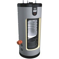ACV Boiler échangeur  multi-energie type Smart ME 300L classe ErP C puissance 32KW hauteur 1539 mm diamètre 673 mm  06625201