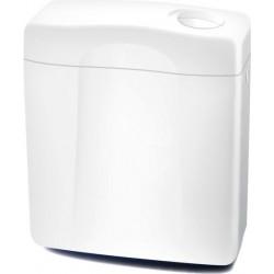Amphora réservoir PVC 1/2 touche blanc  9612V