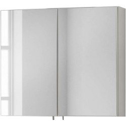 Armoire toilette Bizzy 2 portes 120cm blanc IB120GGZ