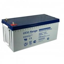 Batterie agm/gel 55 AH
