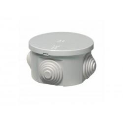 Boîte de dérivation ronde petite EC-400C1