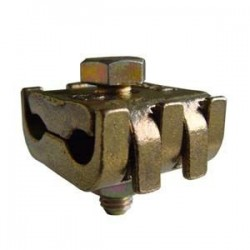 Bornier à griffe de terre diamètre 6-8mm 10-16mm MP1
