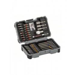 Bosch Embouts et douilles, coffret de 43 pièces   2607017164