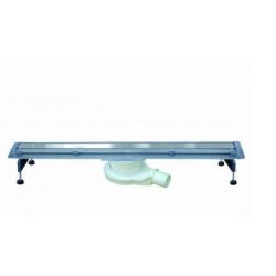 Dexxo Caniveau de sol slim inox dimensions 800 mm WDO-800-ZR-5501