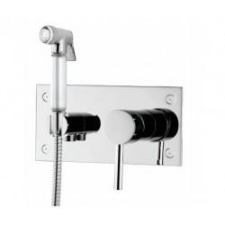 Dexxo douchette hygienique a encastrer avec accessoires EXT042