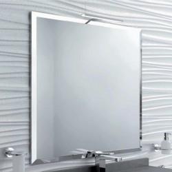 Dexxo Meuble miroir Pando de 80 cm dimensions 800X800 080223