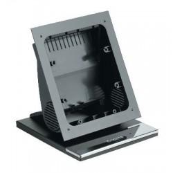 Bticino câble pour poste intérieur pivot - avec fiche pour prise 8 pôles - noir - l 2m 336803