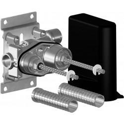 Dornbracht melangeur a encastrer plus 1 robinet d'arret xgate   symetrics 3569097090