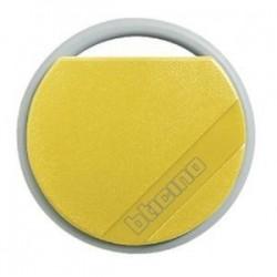Bticino clef jaune 348206