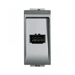 Bticino connecteur my home pour light tech - 8 pôles - pour la liaison de ref. l4686 336984