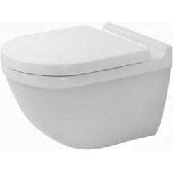 Duravit Starck WC mural fixation invisibles   2225090000