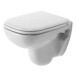 Duravit WC suspendu compact d-code blanc. 22110900002