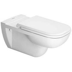 Duravit, WC suspendu allonge d-code blanc. 22280900002