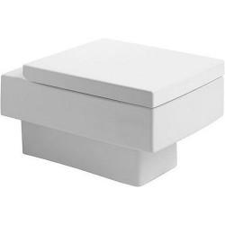 Duravit, WC suspendu blanc.. 2217090064