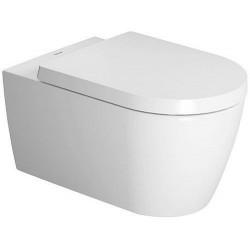 Duravit, WC suspendu me starck cerclées blanc. 2529090000