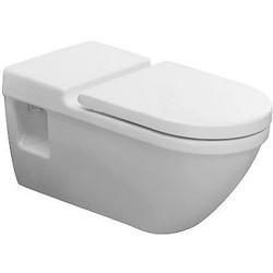 Duravit, WC suspendu starck 3 blanc. 2203090000