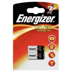 Energizer 2 x piles 1.5v lr1/e90 2E90
