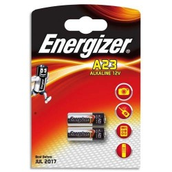 Energizer 2 x piles 12v a23 2E23A