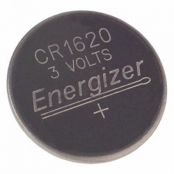 Energizer pile 3v cr1620