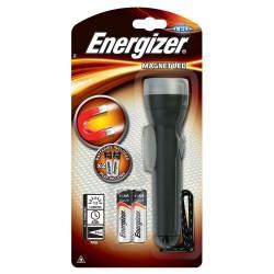 Energizer Torche avec aimant Magnet LED 2AA ENEMAGNETLED