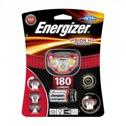 Energizer Torche frontale 180 lumens avec 3 piles AAA HEADPRO