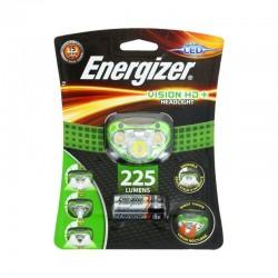 Energizer Torche frontale 225 lumens avec 3 piles AAA HEADPROADV
