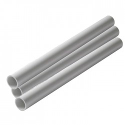 Eupen Tube pvc évacuation EF 125-2,5mm longueur 4m 205125025