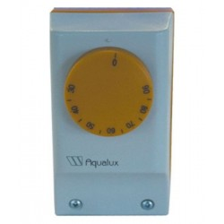 Euro Index  thermostat a plongeur simple 450mm 0-90° 14046