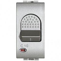 Bticino disjoncteur light tech - magneto-thermique - 2p - 230v - 6a - 1 module NT4301/6