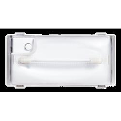 Bticino Eclairage de secours Magic - autonomie 1 heure - 230V AC - 6 modules A5776/1