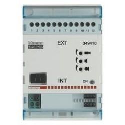 Bticino interface analogique / 2 fils 349410