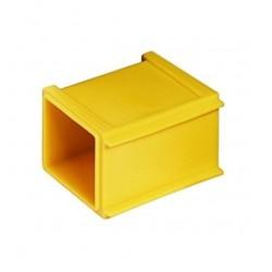 Bticino jeu de 2 entretoises pour accouplement horizontal de 2 boîtiers multibox 16100G0