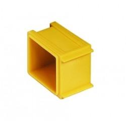 Bticino jeu de 2 entretoises pour accouplement vertical de 2 boîtiers multibox 16100GV