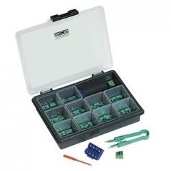 Bticino kit de configurateus de 0 a 9 inclus pour my home - coffret avec accessoires 3501K