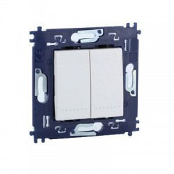 Bticino livinglight complete double 2 directions N4003A2V