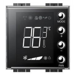 Bticino mh - thermostat avec écran livinglight LN4691