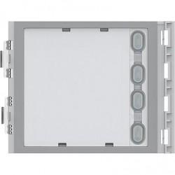 Bticino module boutons-poussoirs new sfera 4 appels 352000