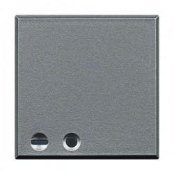 Bticino my home - interface radio - avec sondes - gris clair - 2 modules axolute HC4577