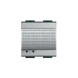 Bticino my home - sonde pour thermorégulation - 2 modules light tech NT4693