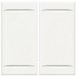 Bticino my home - touches pour commande rf axolute blanc - la paire HD4919