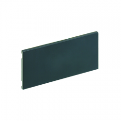 Bticino plaque aveugle gris anthracite pour châssis multibox 16135 16136F/0G