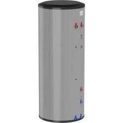 Flamco boiler solaire pour PAC inox 300L type WPS-E 300 Solar hauteur 1803 mm diamètre 675 mm  19959