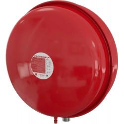 Flamco vase d'expansion chauffage central flexcon plat 25 litre 1kg 13326