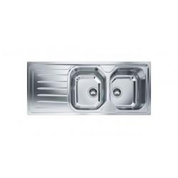 Franke Onda-Line évier à encastrer 1160x500mm OLX6211