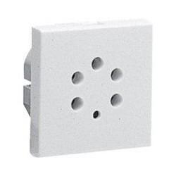 Bticino prise light belgacom - raccordement 5 pins - 2 modules N4237